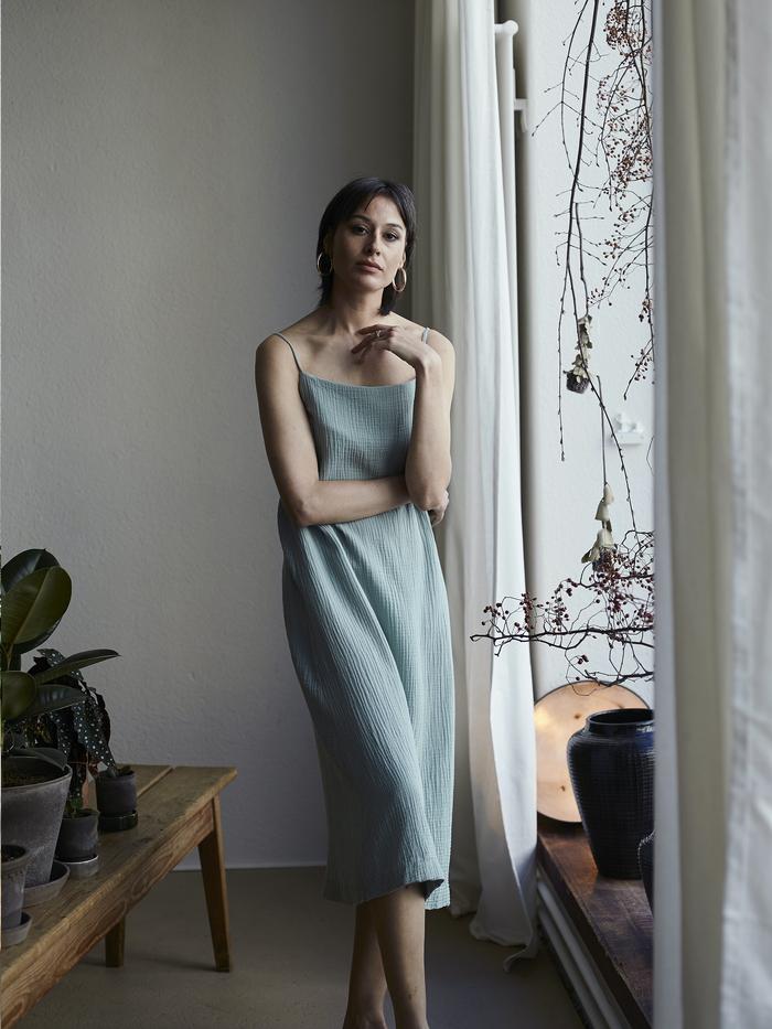Livia Naef nachhaltige Kleidung aus Luzern